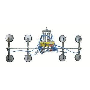 Vakuum-Glasheber mit pneumatischer Neigung 0-90 °