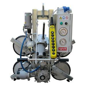 Podnośniki próżniowe i manipulatory zasilane elektrycznie z zewnątrz 220V lub 400V